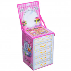 Органайзер с игрой 2в1 Minnie WD12116