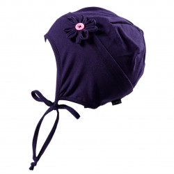 Шапка для девочки Peluche & Tartine S18TU64EF Purple Haze