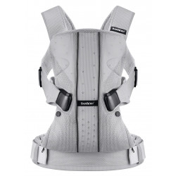 Рюкзак-кенгуру Carrier One Silver Mesh BABYBJRN